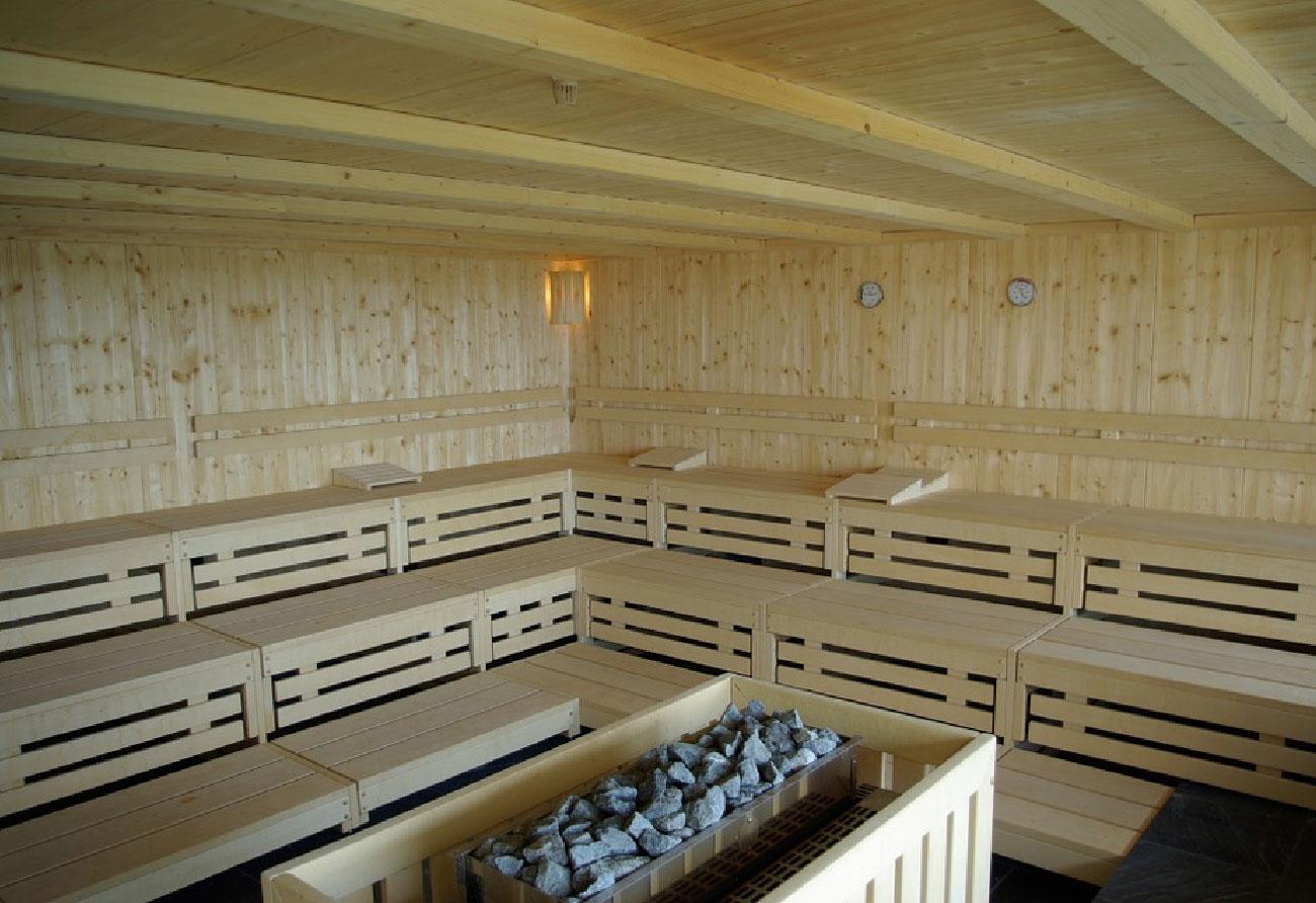 Homeberri Bilbao – Baño: saunas